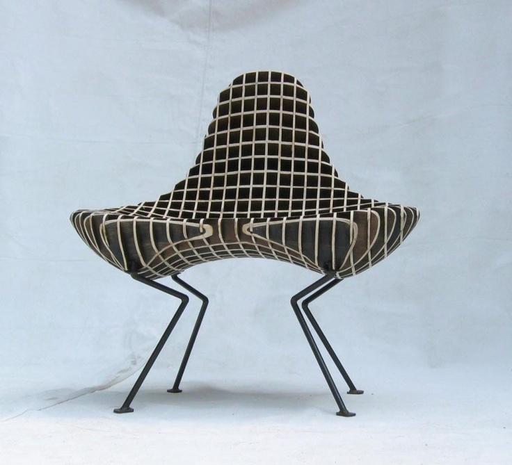 The Bantam Chair By American Designer Ryan Dart