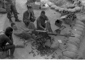 Heavy Machine Gun Crew is listed (or ranked) 4 on the list Cool Old School Pictures from Vietnam