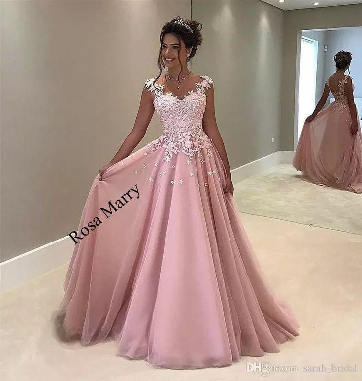400 best Prom Dresses images on Pinterest | Trajes de gala 2017 ...