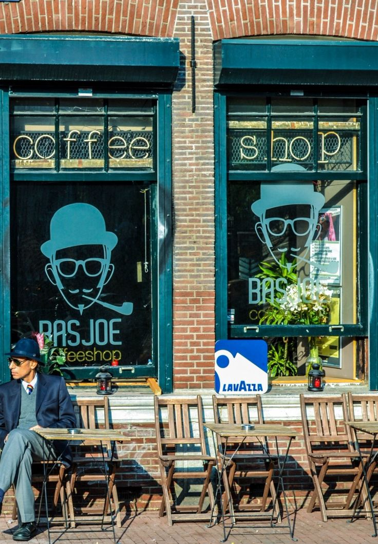 Amsterdam Cafe Coffee Images