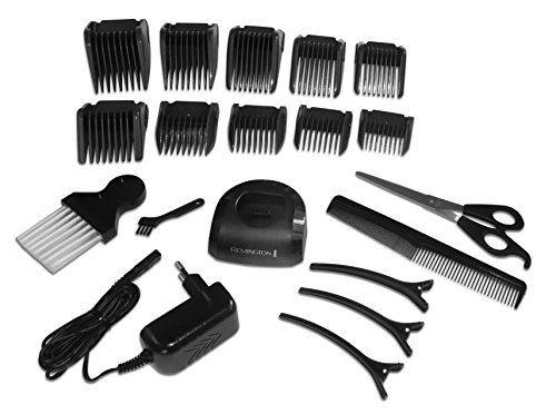 Remington - REM-HC5810 - Tondeuse Cheveux - Advanced Ceramic,10 guides (3-40 mm).