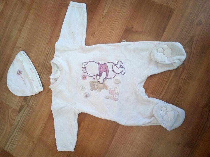 2dfa0d79712837 Pyjama Disney Winnie avec bonnet assorti 0 1M