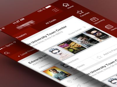 ios7 Mobile Application- UI/UX