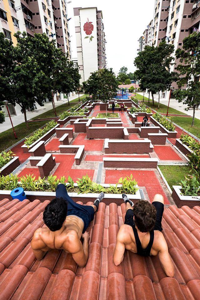 11 best images about parkour spots on pinterest parks park in and singapore. Black Bedroom Furniture Sets. Home Design Ideas