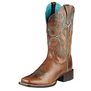 Ariat Tombstone Western Performance Boot - Western Boots from SmartPak Equine. western riding boots! need dont want i need them!