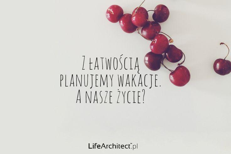 Czy planujesz swoje życie?
