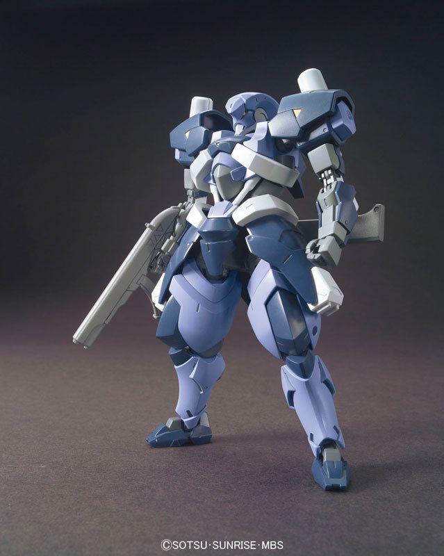 1/144 HG Hyakuren | Iron-Blooded Orphan Gundam | Gunpla | Military Sci-Fi Animé| Mecha Scale Model