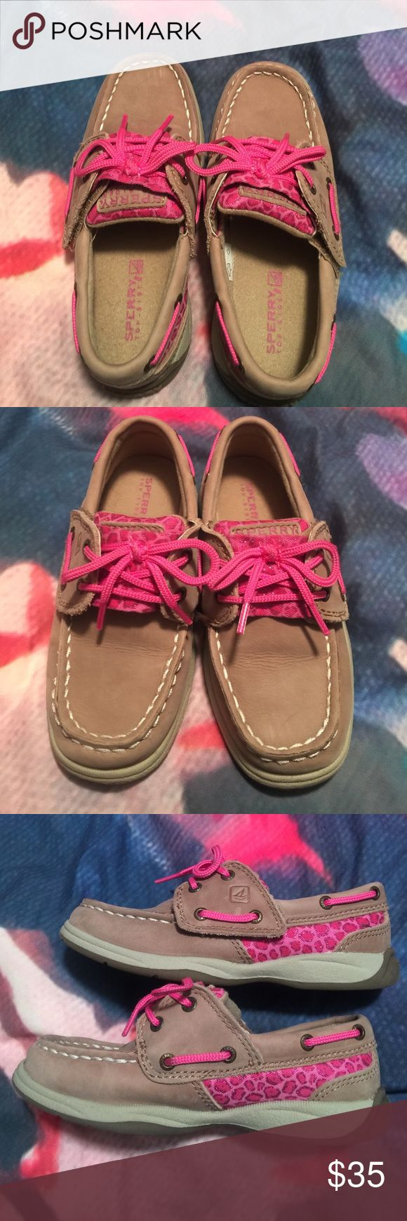 Girls Sperry Top-Sider shoes New only worn once Velcro  Sperry Top-Sider shoes for girls in perfect condition Sperry Top-Sider Shoes Sneakers