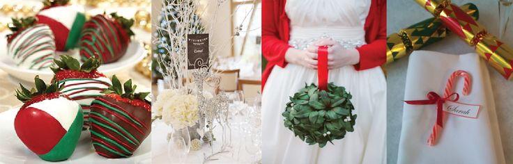 Christmas Weddings /// Casamentos Natalícios