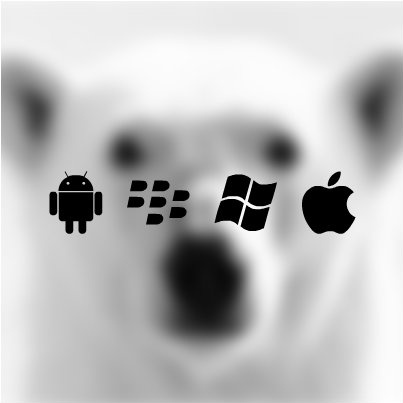 Polarbear coming soon to #Android, #BlackBerry, #Windows & #Mac! http://www.PolarbearApp.com