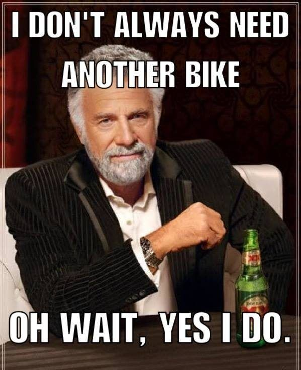 Funny Bike Memes Dos Equis Most Interesting Man | True Bicycling Memes That Are Funny