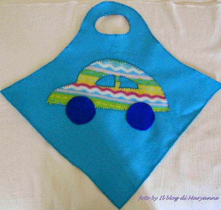 Il blog di Maryanne: Portapigiamino o borsetta da viaggio?