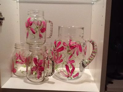 Designer Collection $20. each - Glassware Creations by Laurie