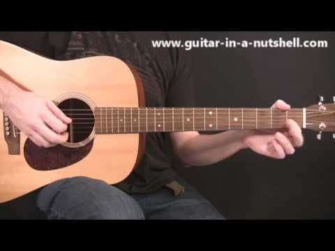 """How To Play Guitar """"Sweet Home Alabama"""" Easy Guitar Songs - http://www.thehowto.info/how-to-play-guitar-sweet-home-alabama-easy-guitar-songs/"""