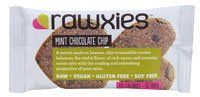 Rawxies Mint Chocolate Chip Gluten-Free Cookies  #Rawxies #HealthAndBeauty