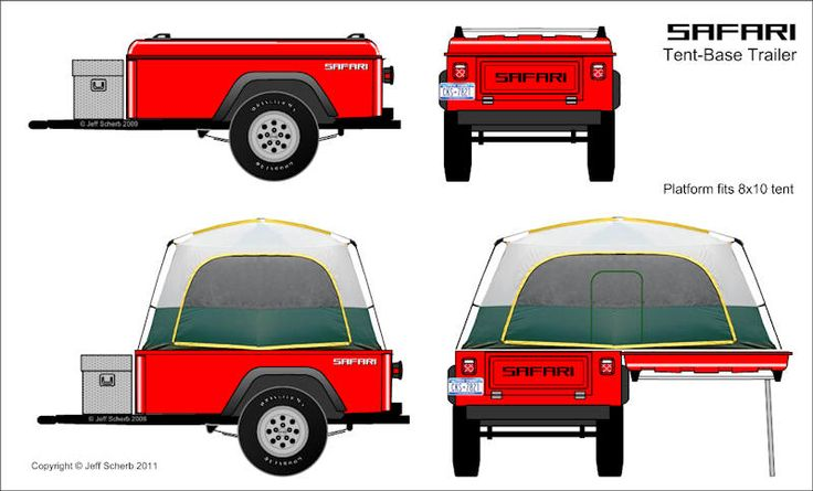 Fiberglass Jeep-tub trailer kit - Jeep Wrangler Forum