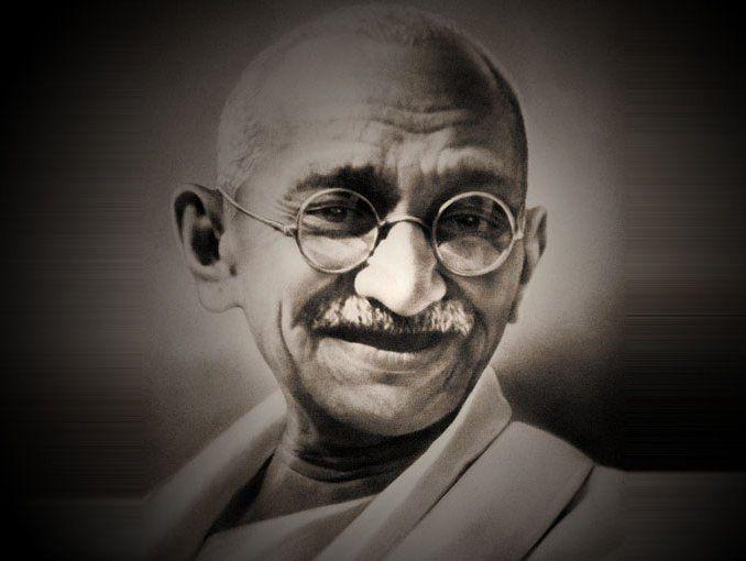 """""""La Terra ha abbastanza per i bisogni di tutti, ma non per l'avidità di poche persone."""" Gandhi"""