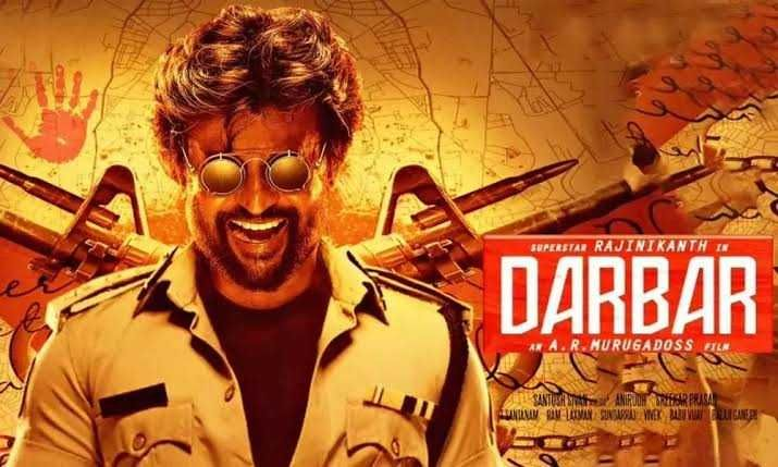Darbar Ringtone Ft Rajinikanth Free Download Recommended Motion Poster South Film Upcoming Films