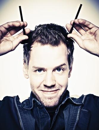 Sebastian Vettel... i think i'll watch the #F1 more often