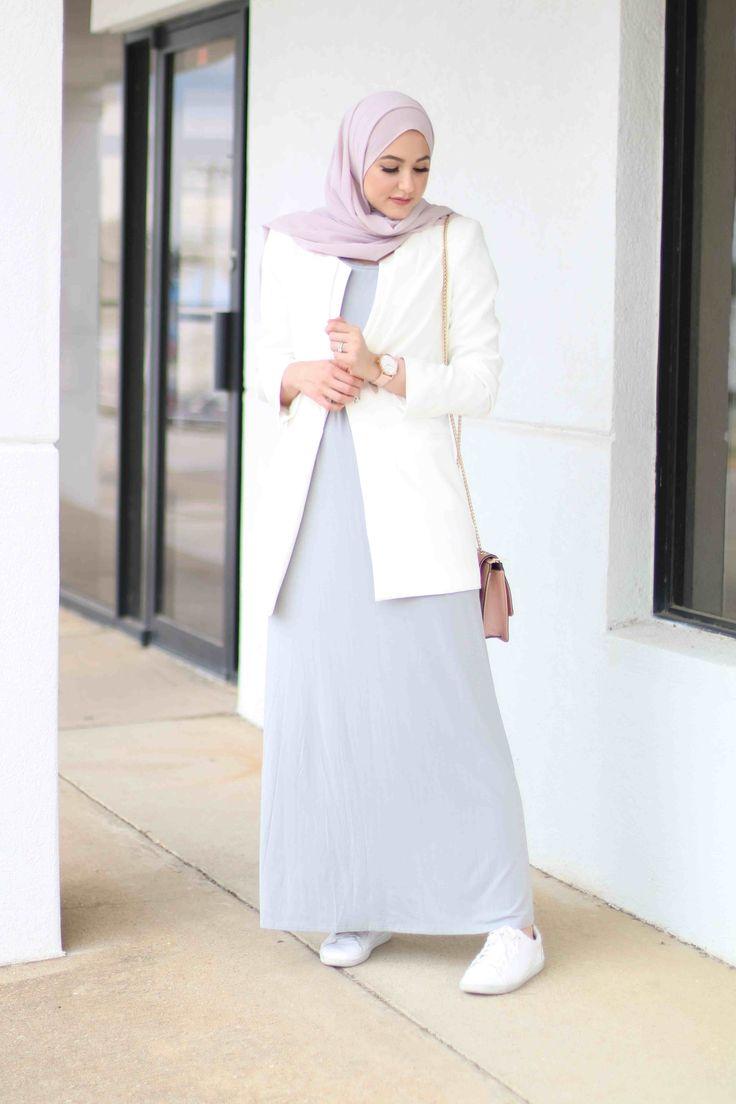 Everyday Gray Maxi Dress