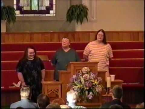 """As Small As I Am"" Hendersons - Mount Carmel Baptist Church Choir, Fort ..."