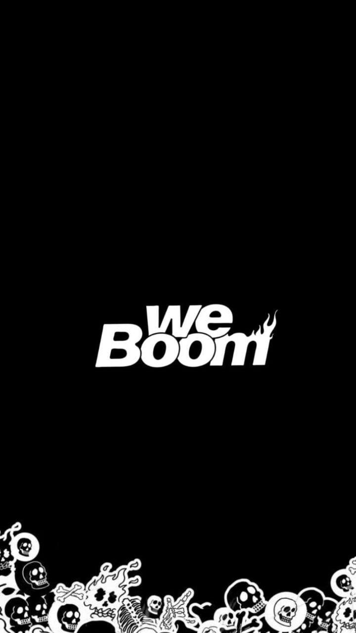 Nct Dream We Boom 3rd Mini Album Wallpaper Lockscreen Nct Logo Nct Nct Dream