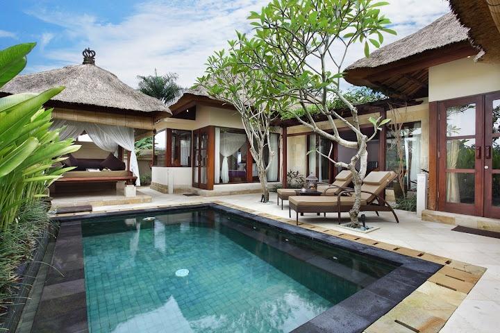 Ubud village hotel. Bali