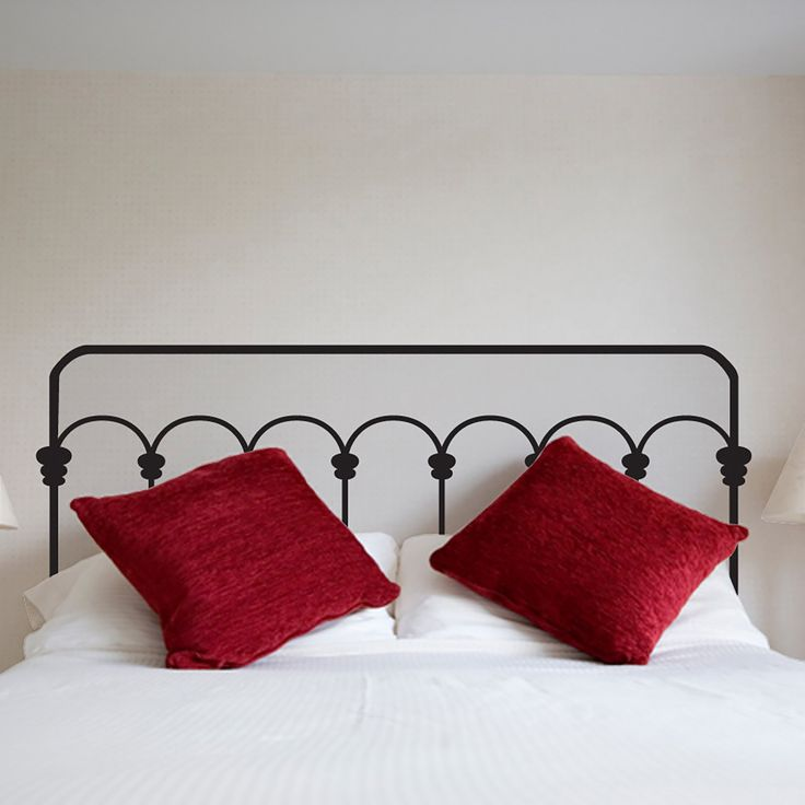 25 best ideas about iron headboard on pinterest farmhouse bedrooms wrought iron headboard - Reasons choose wrought iron bed ...