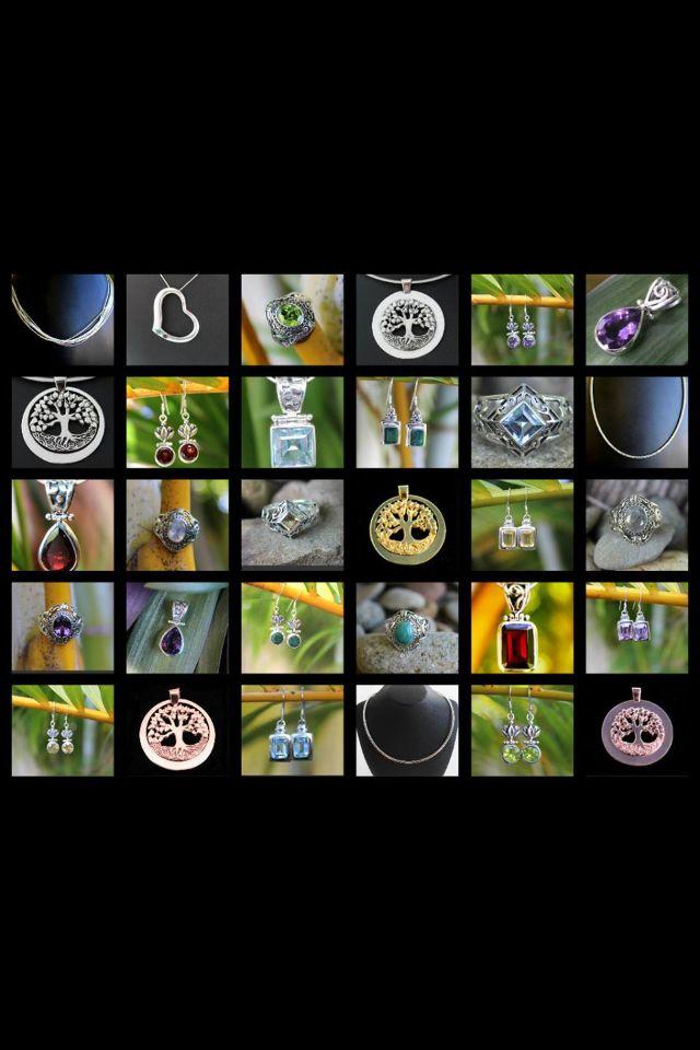 Unique Art jewellery - www.opusjewels.com.au