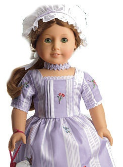 $50 Starting Bid: Felicity American Girl Doll