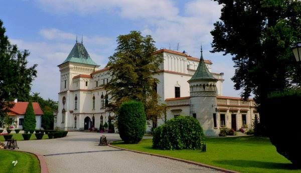 Zamek w Przecławiu, Małopolska