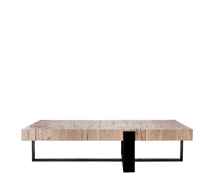 Bold Coffee Table (Oak) - Furniture | Weylandts South Africa