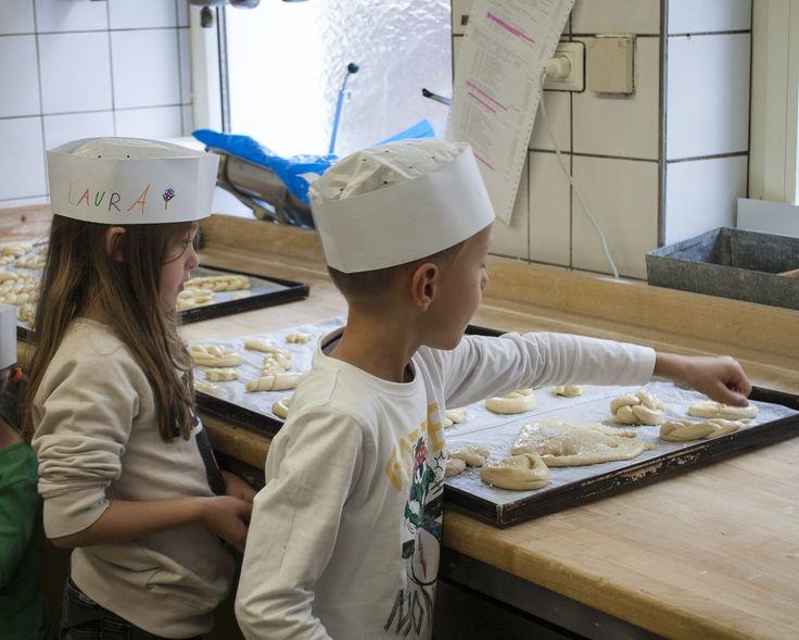 Tiroler Bäckerei Kinderprogramm #tiroleroberland