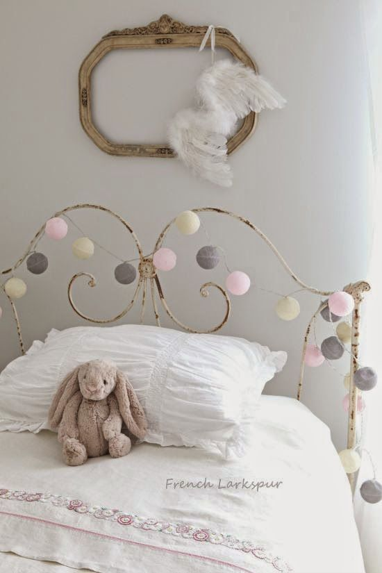 Best Cotton Balls String Lights Images On Pinterest String - String lights for girls bedroom