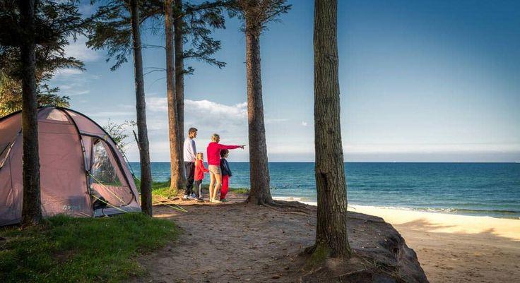 Ostseecamp Ferienpark Graal-Müritz - Bild vom Ostsee-Strand
