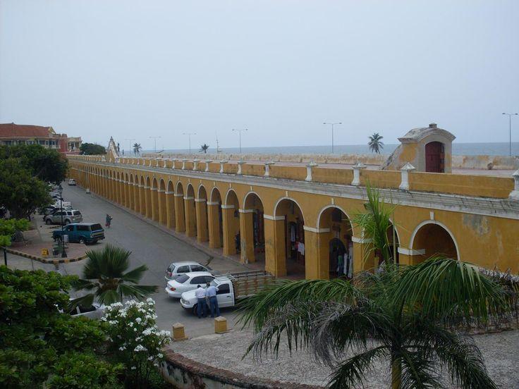 Cartagena de Indias em Bolívar