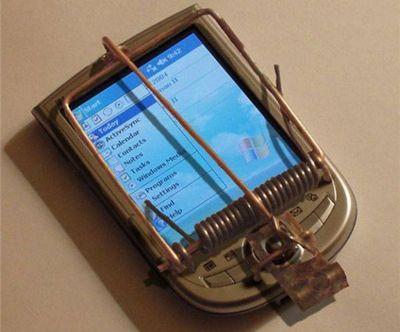 Telefono trappola