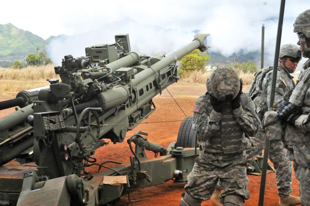 Indian Army is set to receive M777 ultra-lightweight Howitzers by June