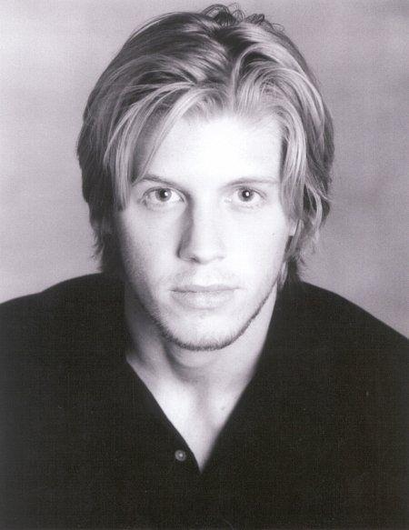 Here's my Christian Grey! Matt Barr