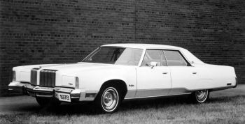 1978 Chrysler New Yorker Brougham Hardtop Sedan (CS43) '09.1977–78