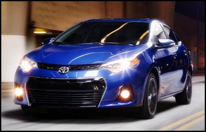 2018 Toyota Corolla S Plus Features and Specifications ...