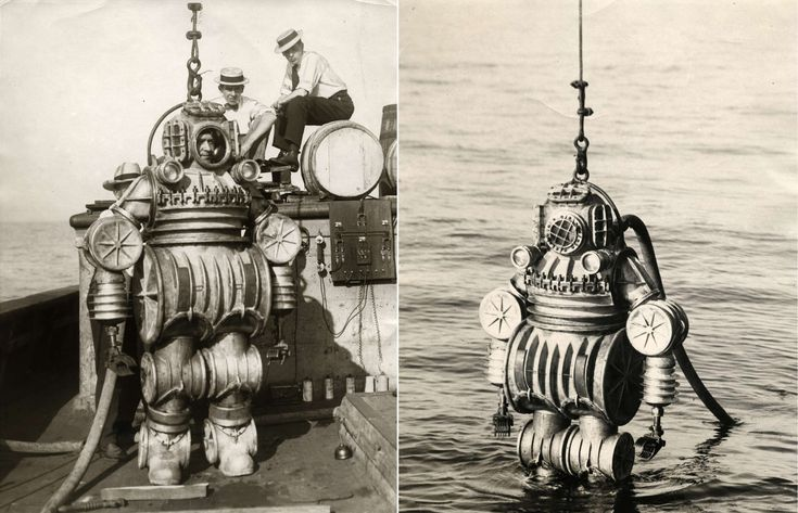 Last week we introduced to you the totally awesome Exosuit, a $600,000 atmospheric diving suit, capable of taking a human 1,000 feet underwater at surface pressure. This means that the diver doesn't have to decompress and there is no need for special breathing gas mixtures, so there is no danger of decompression sickness or nitrogen narcosis. The Exosuit: What Tony Stark Would Wear Underwater The Exosuit: What Tony Stark Would Wear Underwater The Exosuit: What Tony Stark Would Wear…