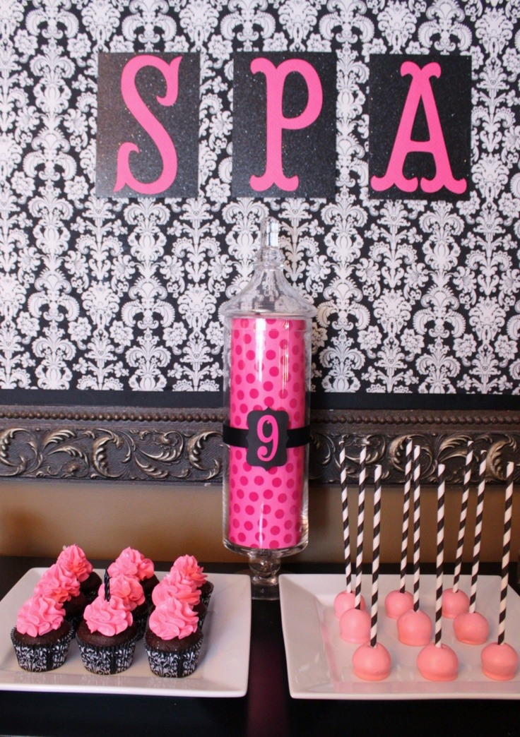 25 best ideas about spa decorations on pinterest spa for 13th birthday decoration ideas