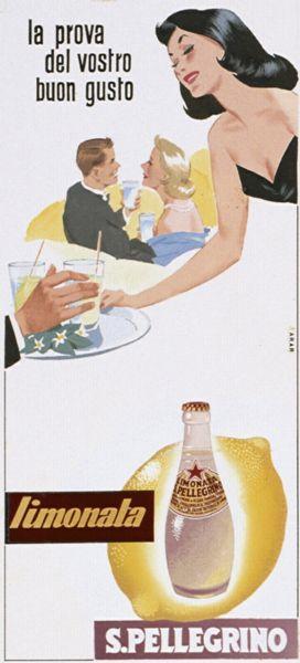 Limonata: proof of your good taste! #sanpellegrinofruitbeverages #limonata #throwbackthursday #yellow