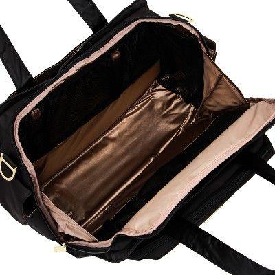 Ju-Ju-Be Be Prepared The Monarch Diaper Bag - Black