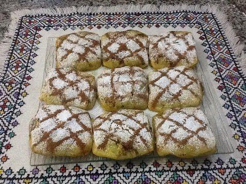 رغيفات بسطيلة بالكفتة سهلة التحضير و اقتصادية من المطبخ المغربي مع ربيعة Pastilles De Viande Hachée - YouTube