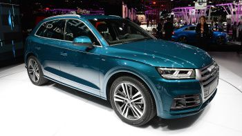 The new Q5 might be the Q7's Mini Me, but it looks even better.