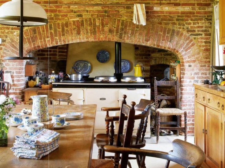 English Kitchens Home Interiors Farmhouse Tips Interior Design Look Books Designing Decor