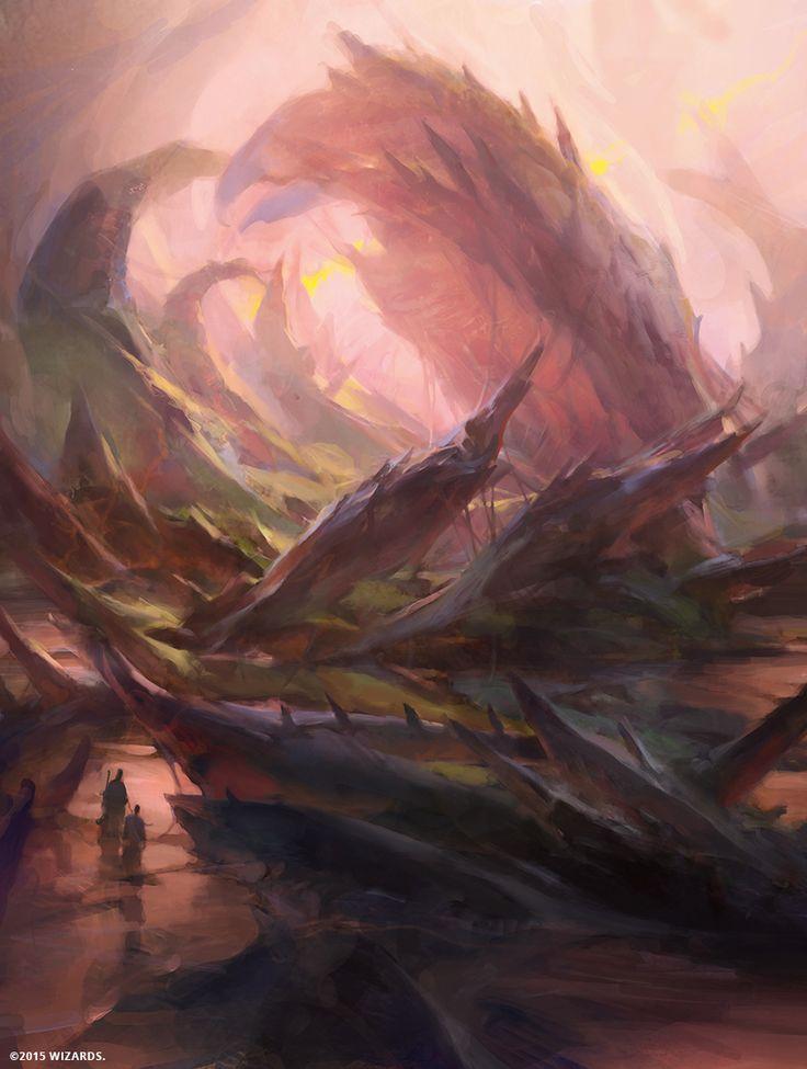 59 best mtg lands art images on pinterest fantasy art