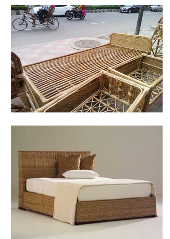 CANE( DOUBLE BED) PRICE: 8,000-50,000 MATERIAL PER UNIT: 150-1000 tk/bunddle PAINT COST: 2500-3000 TK MAKING CHARGE:  2500-5000 tk MANUFACTURE MIRPUR 2